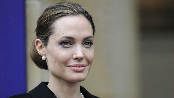 Angelina Jolie - Sputnik Việt Nam