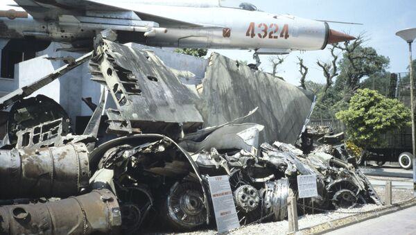 Bảo tàng Quân đội Nhân dân Việt Nam - Sputnik Việt Nam