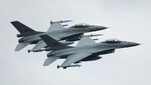 RNoAF F-16 - Sputnik Việt Nam