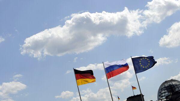 Đức, Nga, EU - Sputnik Việt Nam