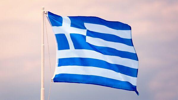 Quốc kỳ Hy Lạp - Sputnik Việt Nam