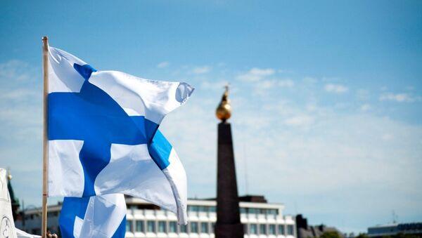 Quốc kỳ Phần Lan - Sputnik Việt Nam