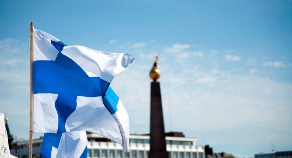 Quốc kỳ Phần Lan