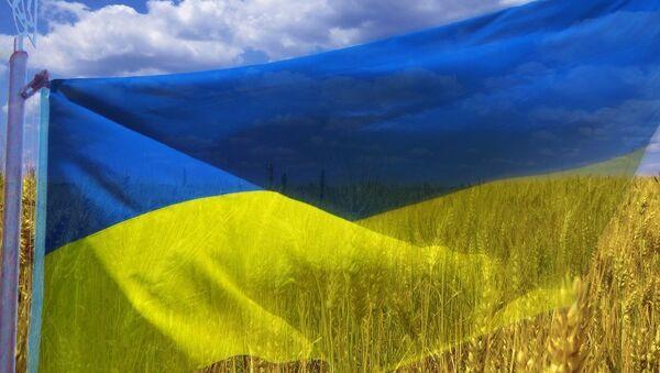 Quốc kỳ Ukraina - Sputnik Việt Nam