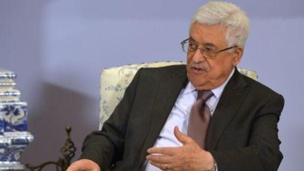 Mahmoud Abbas - Sputnik Việt Nam