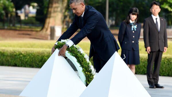 Barack Obama ở Hiroshima - Sputnik Việt Nam