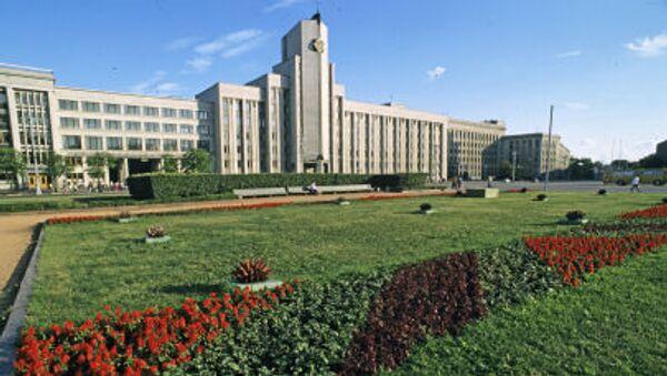 Quốc hội Belarus - Sputnik Việt Nam