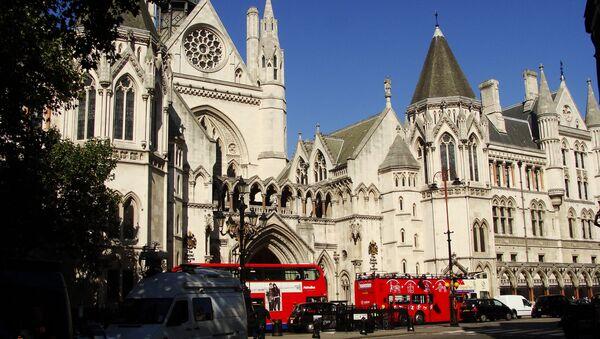 Tòa án Tối cao London - Sputnik Việt Nam