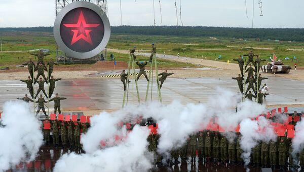 Cuộc thi Quân đội quốc tế - Sputnik Việt Nam