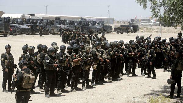 Lực lượng vũ trang Iraq chuẩn bị tấn công thành phố Fallujah - Sputnik Việt Nam