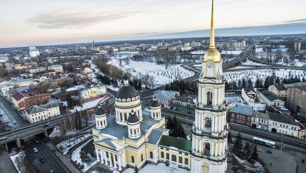 Thành phố Rybinsk - Sputnik Việt Nam