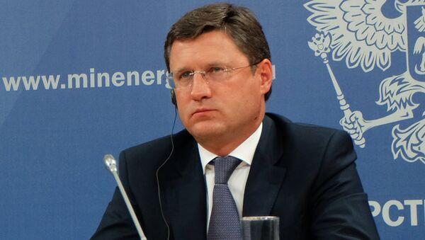 Bộ trưởng Năng lượng Nga Alexander Novak - Sputnik Việt Nam
