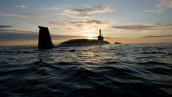 Tàu ngầm lớp Borey - Sputnik Việt Nam