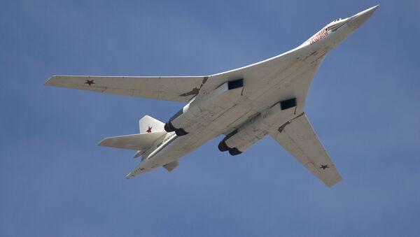Máy bay ném bom Tu-160 - Sputnik Việt Nam