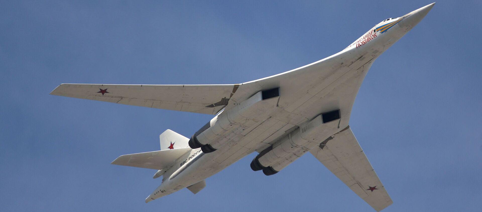Máy bay ném bom Tu-160 - Sputnik Việt Nam, 1920, 08.07.2021