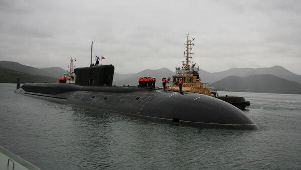Tàu ngầm hạt nhân Alexander Nevsky - Sputnik Việt Nam