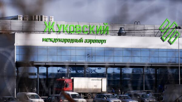 Sân bay quốc tế Zhukovsky - Sputnik Việt Nam