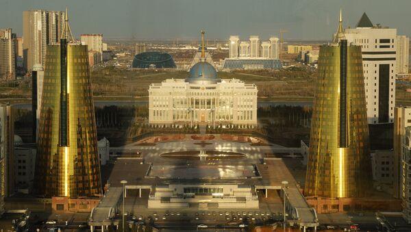 Astana - Sputnik Việt Nam