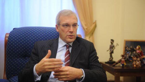 Đại diện thường trực của Nga tại NATO Alexandr Grushko - Sputnik Việt Nam