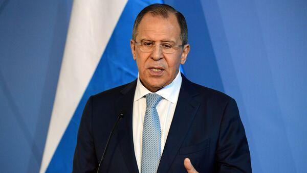 Ngoại trưởng Nga Sergey Lavrov - Sputnik Việt Nam
