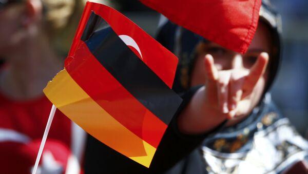 Việc thừa nhận tội diệt chủng người Armenia làm phức tạp quan hệ giữa Đức và Thổ Nhĩ Kỳ - Sputnik Việt Nam