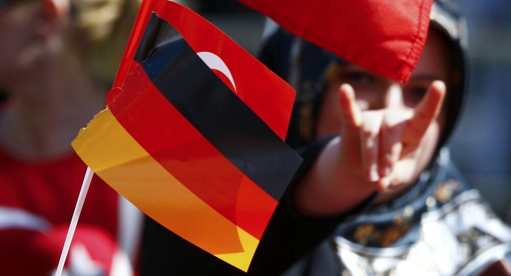 Việc thừa nhận tội diệt chủng người Armenia làm phức tạp quan hệ giữa Đức và Thổ Nhĩ Kỳ