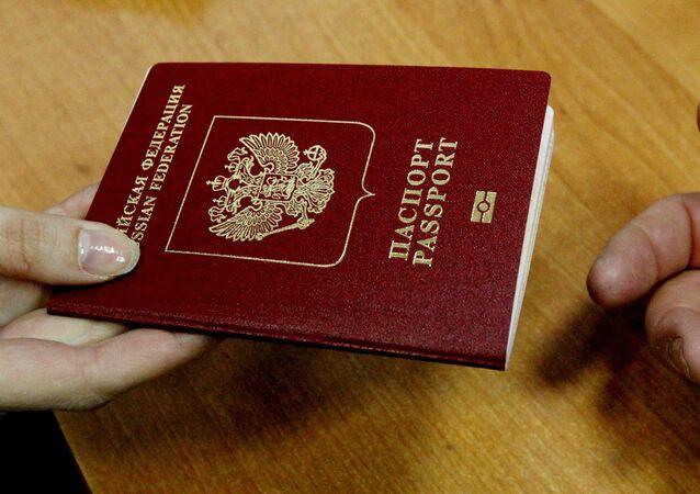 Hộ chiếu Nga