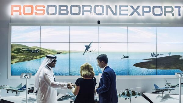 Rosoboronexport - Sputnik Việt Nam