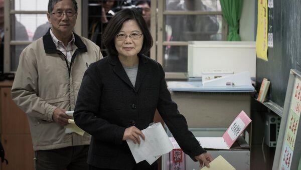 Tsai Ing-wen - Sputnik Việt Nam