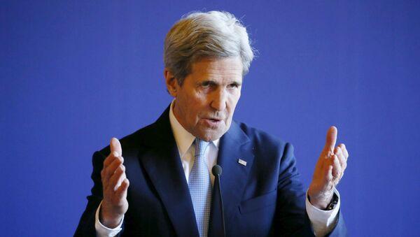 John Kerry - Sputnik Việt Nam