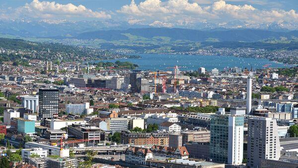 Zurich, Thụy Sĩ - Sputnik Việt Nam