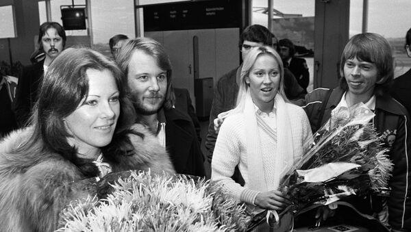 Bộ tứ ca nhạc ABBA - Sputnik Việt Nam