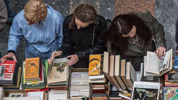 Hội chợ sách - Sputnik Việt Nam