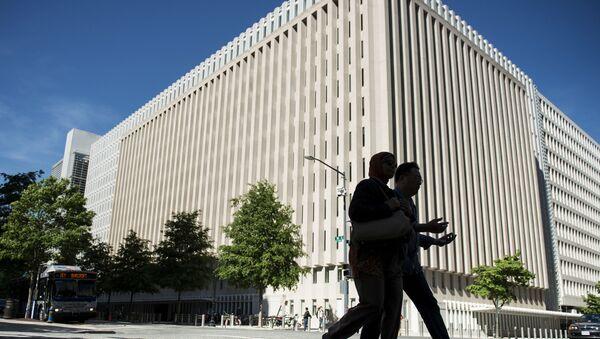 Trụ sở chính của Ngân hàng Thế giới tại Washington - Sputnik Việt Nam