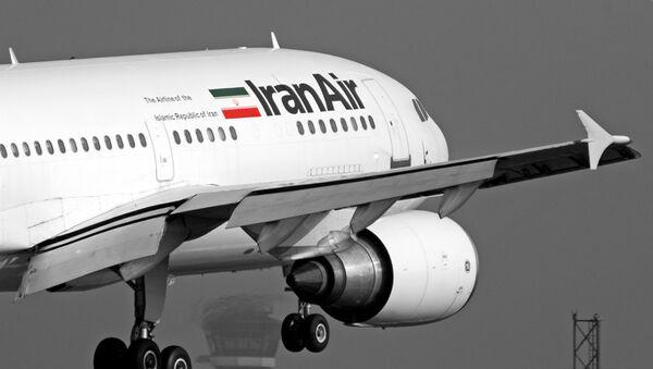 Iran Air - Sputnik Việt Nam