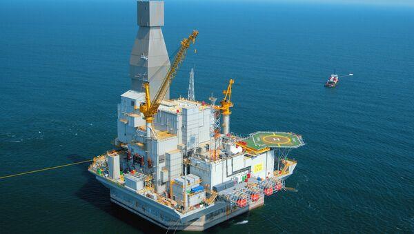 Rosneft bắt đầu khoan giếng thăm dò trên thềm lục địa Biển Okhotsk - Sputnik Việt Nam