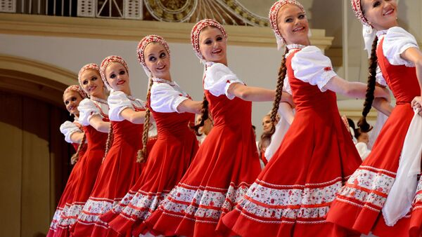 Đoàn ca múa mang tên Moiseev - Sputnik Việt Nam