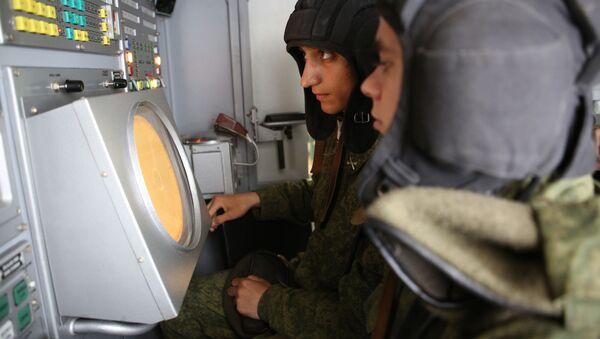 Hệ thống phòng không - Sputnik Việt Nam