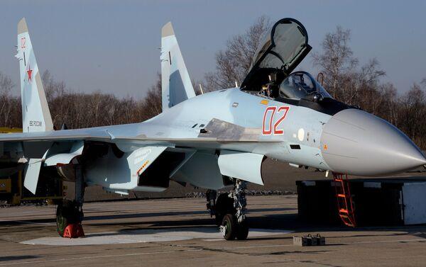 Sukhoi Su-35S - Sputnik Việt Nam