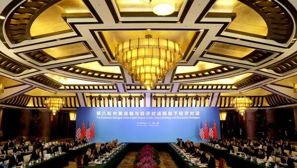 Đối thoại Chiến lược và Kinh tế Trung-Mỹ ở Bắc Kinh - Sputnik Việt Nam