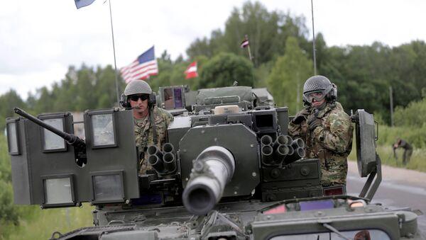 NATO, Latvia - Sputnik Việt Nam