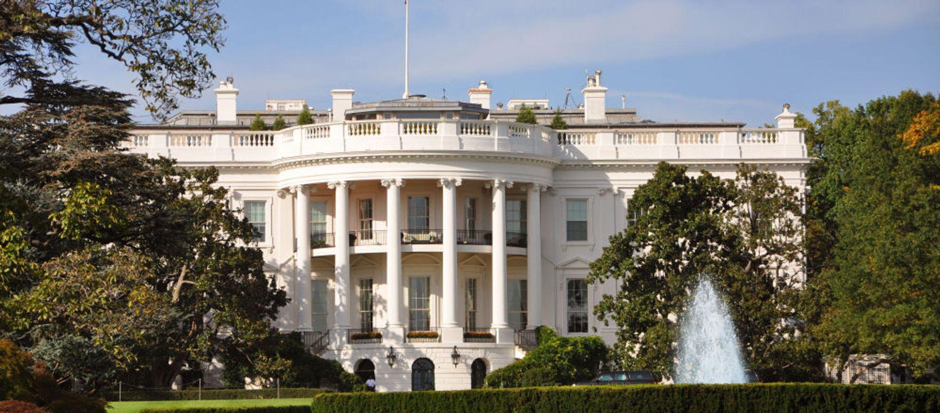 Nhà Trắng tại Washington - Sputnik Việt Nam, 1920, 15.04.2021