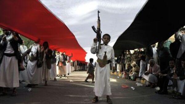 Các hành động phản đối ở Yemen - Sputnik Việt Nam