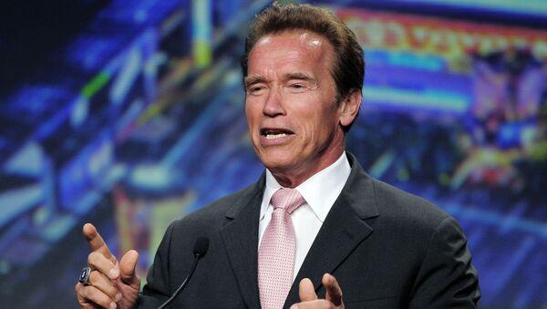 Arnold Schwarzenegger  - Sputnik Việt Nam