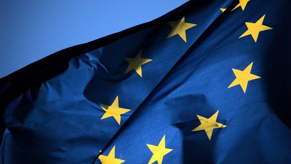 Lá cờ của EU - Sputnik Việt Nam