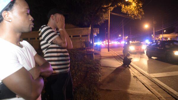 Vụ thảm sát xảy ra ở Orlando - Sputnik Việt Nam