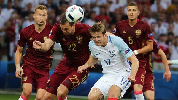 Euro 2016. Trận đấu Nga-Anh - Sputnik Việt Nam