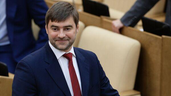Phó chủ tịch Viện Duma quốc gia Sergei Zheleznyak - Sputnik Việt Nam
