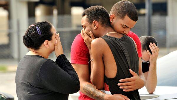 Vụ thảm sát ở Orlando - Sputnik Việt Nam