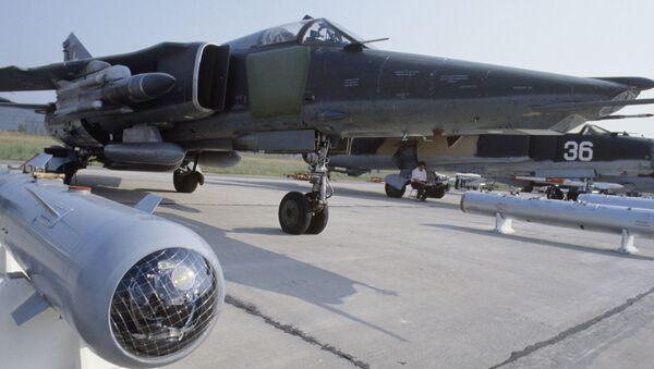 Máy bay tiêm kích ném bom MiG-27 - Sputnik Việt Nam